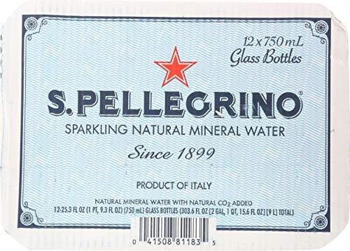『Sanpellegrino(サンペレグリノ)瓶 750ml[直輸入品]×12本』の2枚目の画像