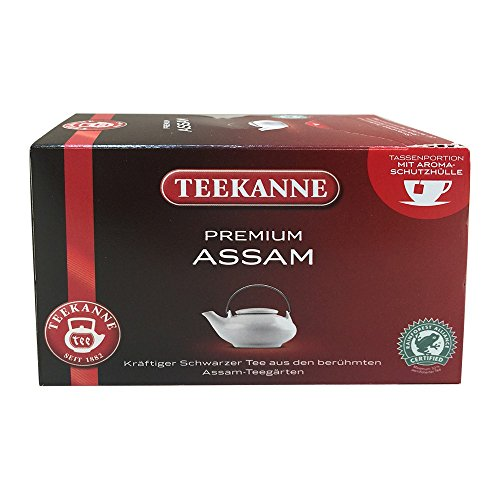 Tee Gastro-Premium-Sortiment, Premium Schwarztee Assam RFA, Inhalt 1,75g