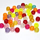 TipTopSeller Loom Bands Buchstaben Bandz looms Buchstaben ca. 90 Stück Perlen Buchstabenbox (Ca. 50...