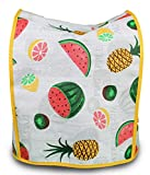 Funda antimanchas para thermomix tm31 & tm5 & tm6 frutas