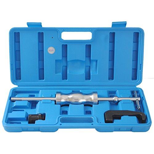CCLIFE CDI Diesel injektor Commonrail Einspritzdüsen Abzieher Auszieher Werkzeug mit Kralle Gleithammer
