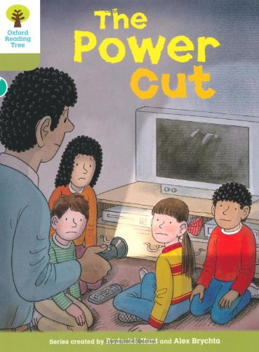 Oxford Reading Tree: Level 7: More Stories B: The Power Cutの詳細を見る