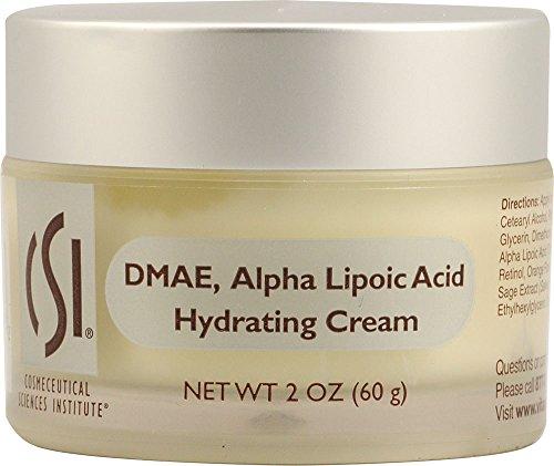 CSI DMAE, Alpha Lipoic Acid Hydrating Cream - 2 oz (60 g)