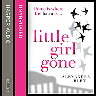 Little Girl Gone cover art