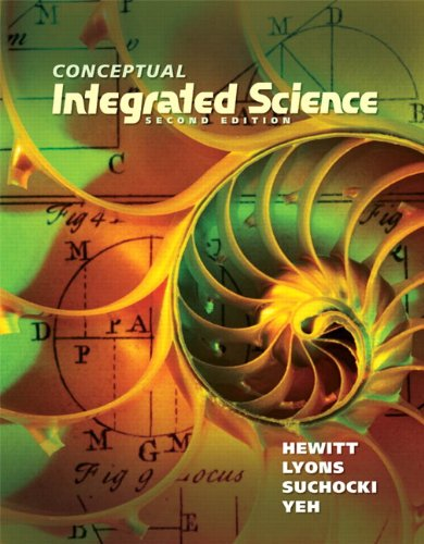 Conceptual Integrated Science Plus Mastering Physics with eText -- Access Card Package (2nd Edition)
