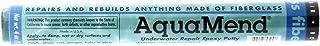 Polymeric Systems AquaMend Underwater Epoxy Putty Stick 4 ounces