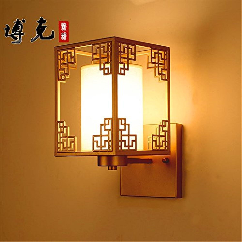 StiefelU LED Wandleuchte nach oben und unten Wandleuchten Wand lampe Nachttischlampe hotel Schlafzimmer Wohnzimmer Wand Lampen Flur Gang Eisen, 210  160 mm
