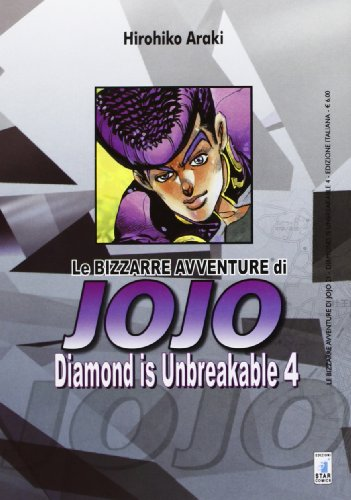 Diamond is unbreakable. Le bizzarre avventure di Jojo (Vol. 4)