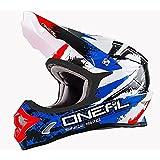 オニール O'NEAL モトクロス オフロード ヘルメット コード07 青爪 XL