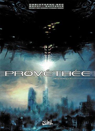 Prométhée - Intégrale T01 à T05