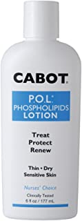 CABOT POL Advanced Dry Skin Lotion, Nurses Choice For Treating, Protecting and Renewing Thin, Dry and Sensitive Skin