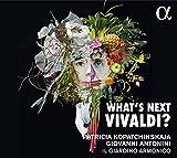 Patricia Kopatchinskaja (Violine): What's Next Vivaldi? (Audio CD)