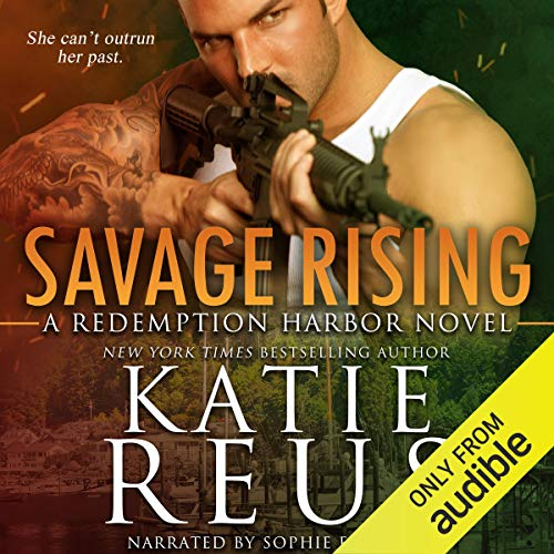 Savage Rising cover art