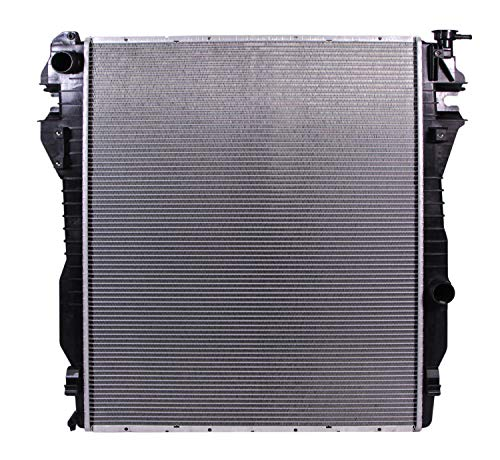 New Replacement Radiator 55057089AB Dodge Ram with 6.7L Diesel Pickup 2010-2012
