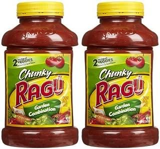 Best ragu chunky garden combination Reviews