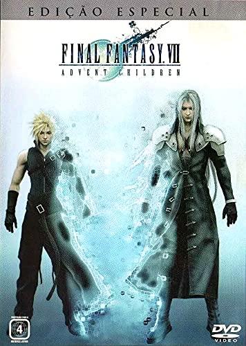 Final Fantasy Vii - Advent ChildrenEdição Especial Dupla