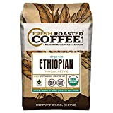 FTO Ethiopian Yirgacheffe Coffee, Whole Bean, Fresh Roasted Coffee LLC (2 lb.)