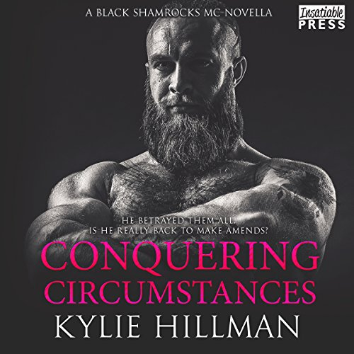 Conquering Circumstances audiobook cover art