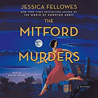 The Mitford Murders audiobook cover art