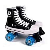 WXYXG Patines Paralelo 4 Ruedas,Confort Roller Adults Patines, Transpirable Niñas Patín con 4...