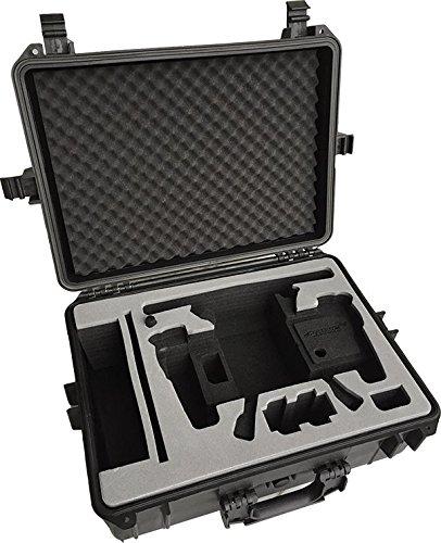 Koffer/Transportkoffer speziell für Parrot Bebop 2 FPV - Sky Controller 2 und Videobrille von MC- DAS ORIGINAL (Bebop 2)