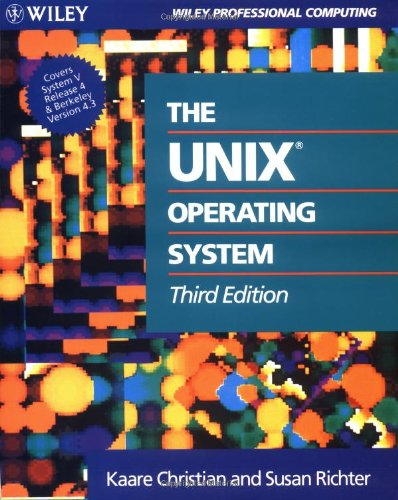 The UNIX?Operating System