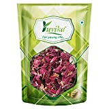 Rose petals are primarily used for garnish on cakes and desserts. Rose water made with Rose petals is a favorite flavoring in the cuisines of India, the Middle East and China. Rose petals were at one time used as a perfume and to sweeten the breath. ...