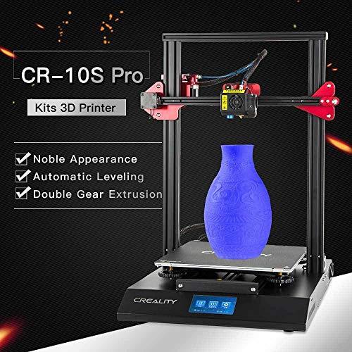 Creality 3D® CR-10S Pro V2 DIY Kit de impresora 3D 300 * 300 * 400 mm Tamaño de impresión