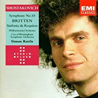 Simon Rattle Conducts Shostakovich & Britten (2004-01-01)