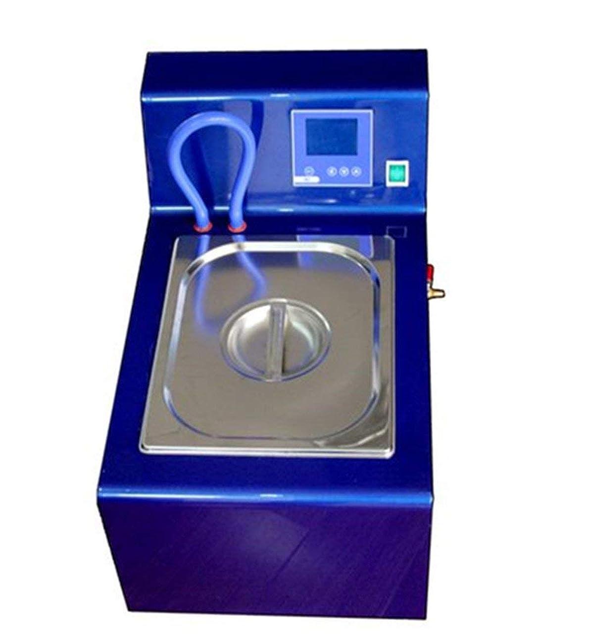 テセウス尋ねる自信があるNEWTRY 超恒温槽 ウォーターバス 恒温水槽 恒温槽 恒温器 水浴加熱 ステンレス製 業務用 研究用 ラブ用 実験室用 デスクトップ 循環ポンプ付き JKI-MP-501A (220V)