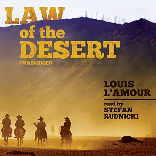 Law of the Desert copertina