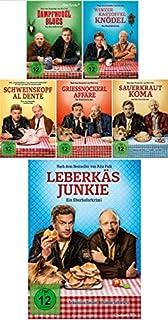 Eberhofer - 6 DVD Set (Dampfnudelblues + Winterkartoffelknödel + Schweinskopf al dente + Grießnockerlaffäre + Sauerkrautkoma +