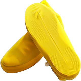 Premium Waterproof Guard Travel Slip-Resistant Durable One-Size Boot & Shoe Covers