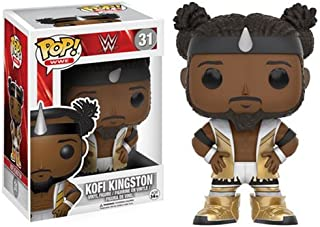 WWE Kofi Kingston Pop! Vinyl Figure