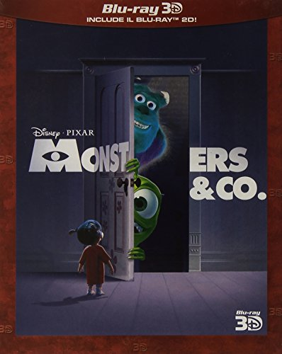 Monsters & Co.(3D+2D)