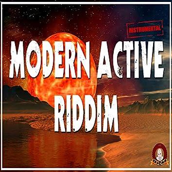 MODERN ACTIVE RIDDIM