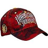 Hardcore Training Cap Camo Red -