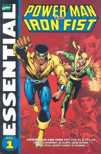 Essential Power Man and Iron Fist - Volume 1
