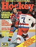 Guy LaFleur & Yvon Labre Autographed 1978-79 Argosy Hockey Yeabook SGC