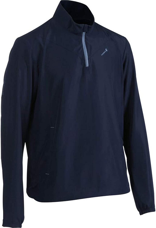 HGXC WY Herrenjacke, Wasser- und Winddichte atmungsaktive Jacke leichte Regenjacke Winddichte Jacke Outdoor-Ausrüstung draussen (gre   L)