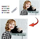 EKMON Kits Personalizados para Pintar por números para Adultos, Kits Profesionales de Pintura de Mascotas y Retratos, Regalos de Bricolaje, Haga su Propia Foto con Marco-Sin Marco 60 x 70cm
