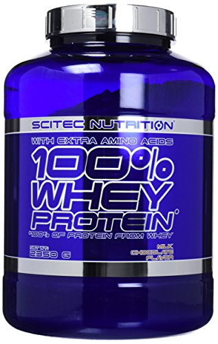 Scitec Nutrition Whey Protein Proteína Chocolate con Leche...