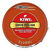 Best Shoe Polishes - Kiwi Polish Paste Tan Review