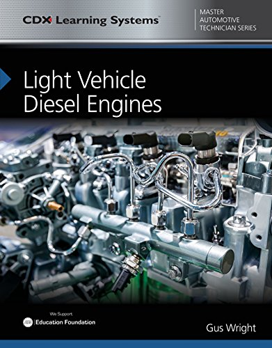 Light Vehicle Diesel Engines with 1 Year Access to Light Vehicle Diesel Engines ONLINE: CDX Master Automotive Technician