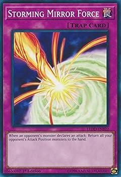 Yu-Gi-Oh! Storming Mirror Force - LEDD-ENB22 - Common - 1st Edition - Legendary Dragon Decks  1st Edition