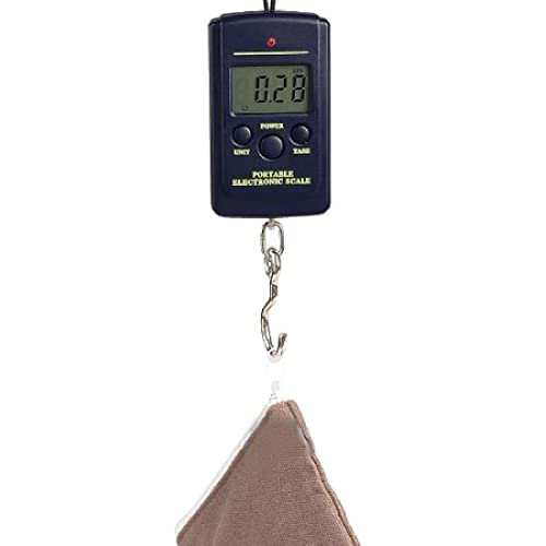 10g-40Kg Multi-usage Digital Hanging Bagage Pesage Poids Échelle électronique Pocket Mini Protable Fish Scales