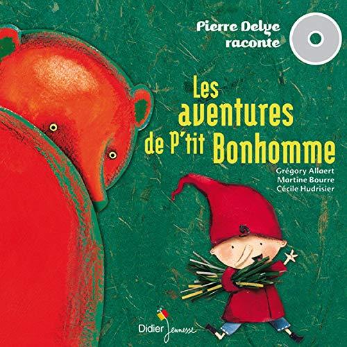 Les Aventures de P'tit Bonhomme Titelbild