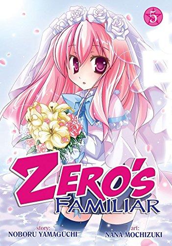 Zero's Familiar Vol. 5 (English Edition)