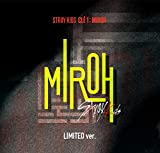 Stray Kids - Clé 1 : MIROH [Limited ver.] (Mini Album) CD+Photobook+3QR Photocards+Clear Postcard+Photocard+Pre-Order Benefit+Folded Poster+Extra Photocards Set