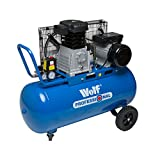 Wolf Dakota 90L Twin Cylinder Pump Air Compressor